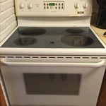 Gibson Self Cleaning Electric Flattop Oven
