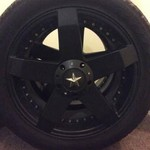"18"" Rockstar Wheels, Rims, & Tires"