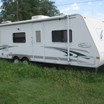 2003 26 foot Trail-Cruiser by R-Vision  (M-26QBS)