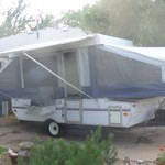 1999 Flagstaff Pop Up Tent Trailer