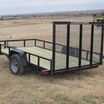 "Gator Made 6'4"" x 12' Utility Trailer"