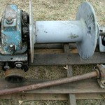 PTO Driven HEIL WINCH HEAVY DUTY