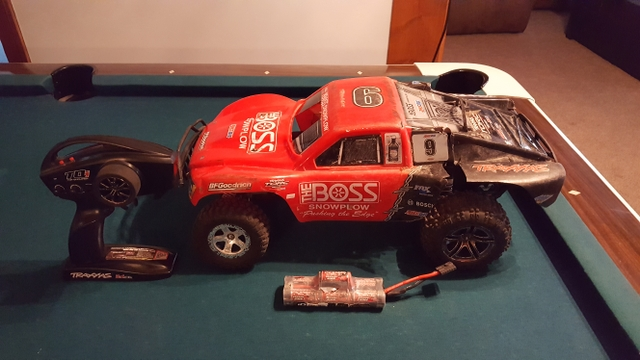 Traxxas slash vxl brushless