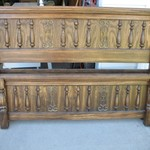 Double Bed Headboard/Footboard
