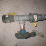 PUMP FITTINGS AND VALVES