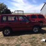 Reduced 1996 Geo Tracker