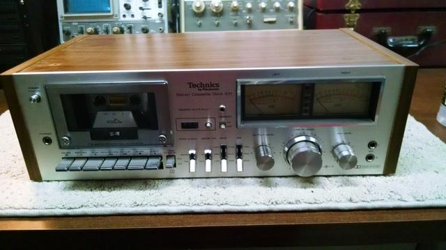 Technics RS-631 Cassette Deck