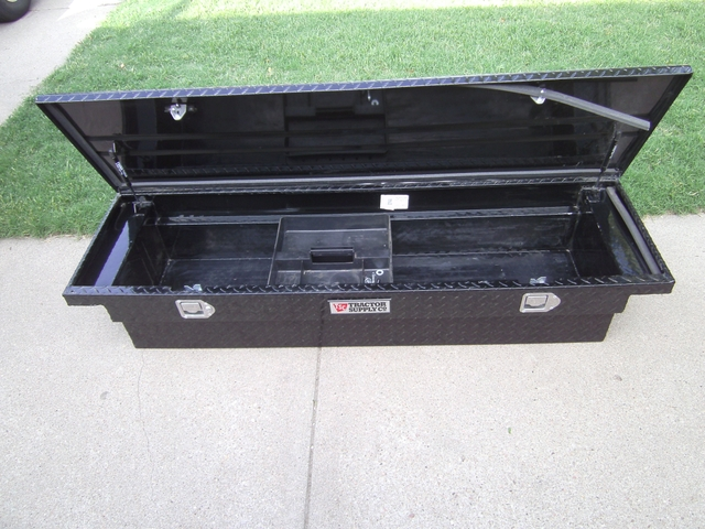 Truck Tool Box Tractor Supply tractor supply tool box step-by-step ...