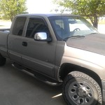 2002 Chevy Silverado Crew Cab 200,000 Miles But Well Maintai