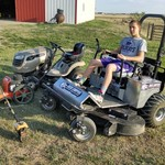 Mowing jobs wanted