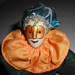 SUGAR LOAF CLOWN DOLL