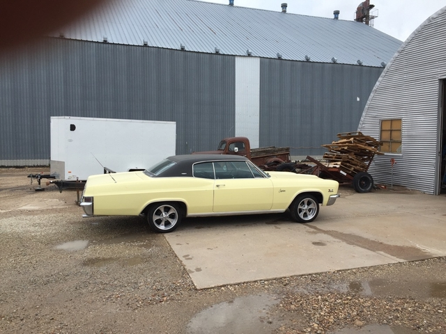1966 Chevrolet Caprice 396 Big Block
