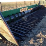 JD 930 Sunflower Pan Head