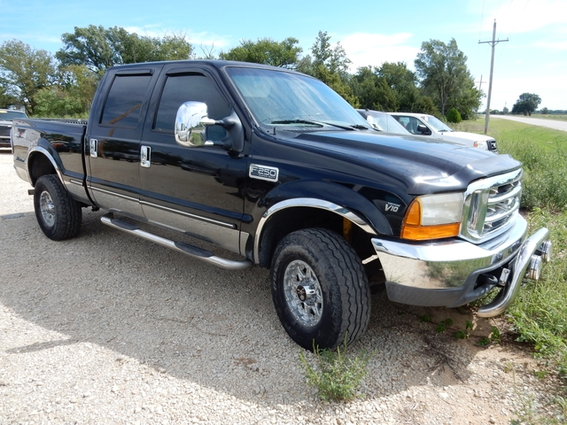 1999 ford f 250 lariat superduty 4x4 crew cab nex tech classifieds. Black Bedroom Furniture Sets. Home Design Ideas
