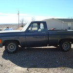 1978 Chevy shortbed
