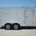 2013 Hallmark enclosed Trailer