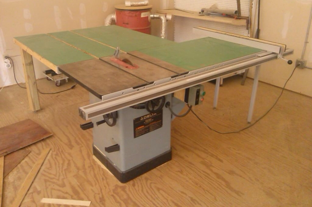 Delta 10 inch table saw nex tech classifieds for 10 inch delta table saw