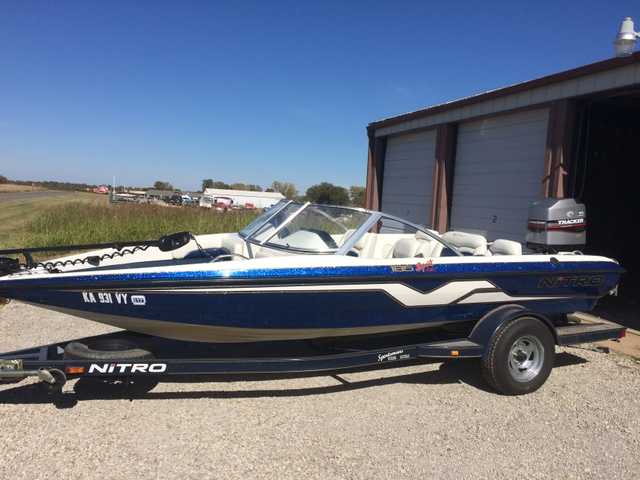 1999 nitro 185 fish and ski nex tech classifieds