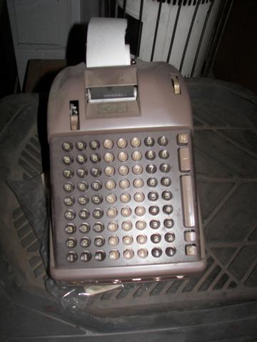 what is an adding machine 10 key