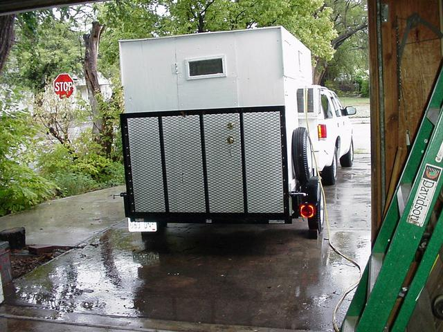 Buy Porta Potty >> 5X8 CAMPER OR ENCLOSED TRAILER WITH TITLE - Nex-Tech ...