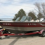 2007 LUND 1850 TYEE FISHING BOAT