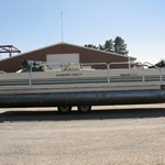 1998 Smokercraft Fish N Fun Pontoon Boat