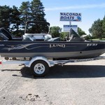 2001 LUND MR. PIKE 1775 -FISHING BOAT - PRICE REDUCED