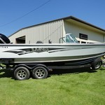 2015 LUND 2075 TYEE FISHING BOAT