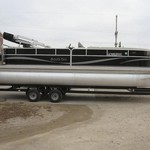 2012 South Bay 522CR Pontoon