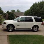 PRICE REDUCED 2007 LIMITED Ford Expedition 4x4