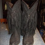 Just Reduced Leather Boots
