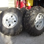 New Badlands ATV Tires