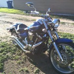 2008 Yamaha Raider S Low Miles One Owner