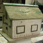 ***BIG  BIRD  HOUSE***VERY  LARGE  BIRDHOUSE ***MUST  SEE***