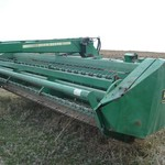 JD Pull Type Swather