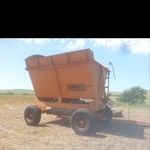 Richardson dump wagon