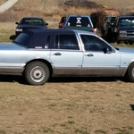 1993 Lincoln Towncar