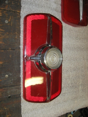 1965 ford taillight lens nex tech classifieds for Garage ford lens