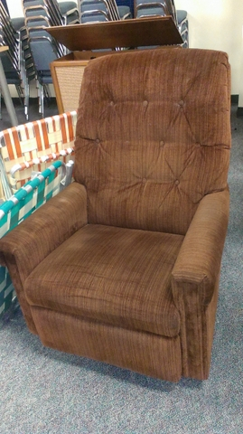 Lazy boy recliner n rocker chair - PTCI Classifieds