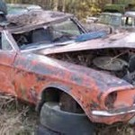 WILL HAUL OLD CARS, JUNK IRON, OR ANY SCRAP METAL