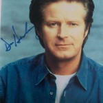 LP/CD ARTIST DON HENLEY THE EAGLES SIGNED/AUTOGRAPHED PHOTO