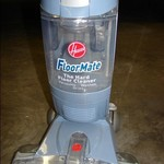 FloorMate Spin Scrub Floor Cleaner