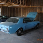 1967 Ford Mustang High Country Special Project