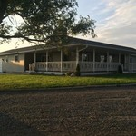 Ranch style near minneola with acreage.