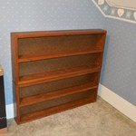 Custom Made Cabinets For DVD or VHS Tapes