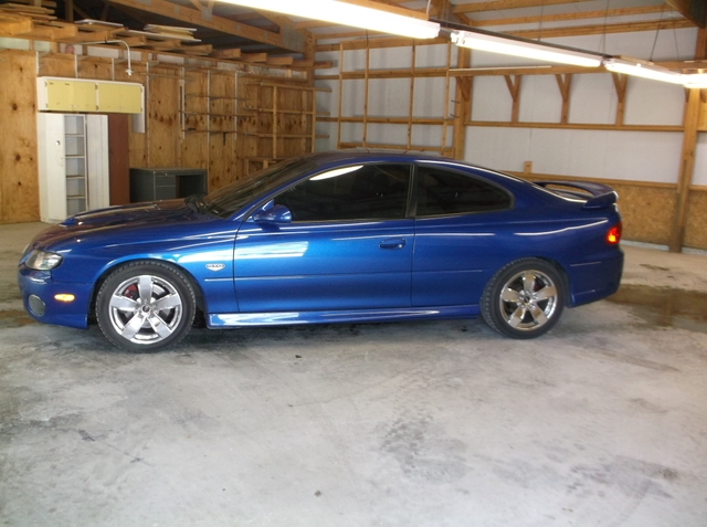 2005 Pontiac GTO 6.0 V8 6 Speed