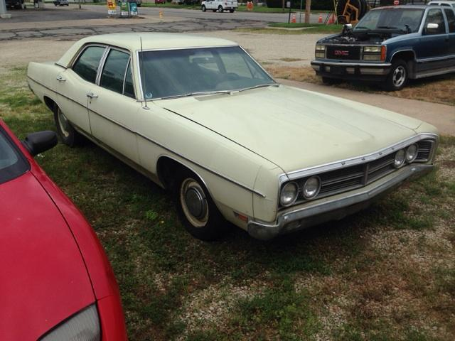 Windsor Auto Sales >> 1970 ford galaxie 500 4 door - Nex-Tech Classifieds