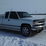 Fiberglass running boards