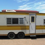 1977 Mobile Traveler, 24 foot, great fixer-upper camper!