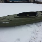 Emotion comet 11 kayak